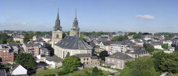 Eupen – die Altstadt an der Weser