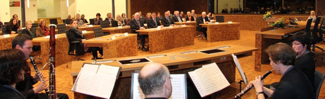 Preis des Parlaments 2013 - Beitrag zum Sprachreichtum in Ostbelgien