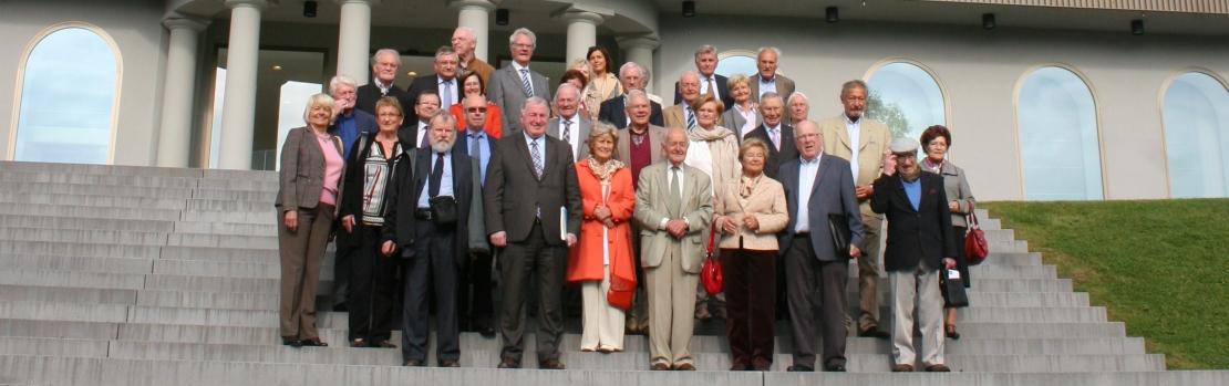 Pro Lege besucht Parlament