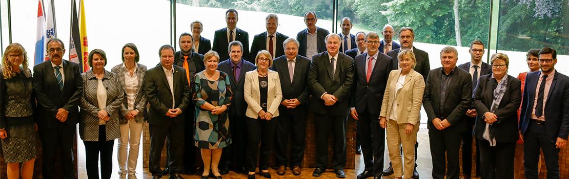 IPR Plenarsitzung unter belgischem Vorsitz in Eupen