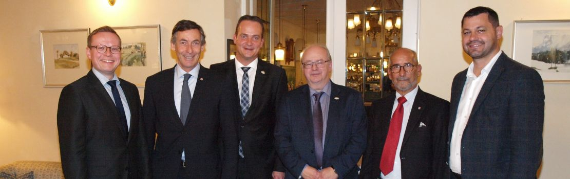 Beziehungen zum Südtiroler Landtag neu geknüpft