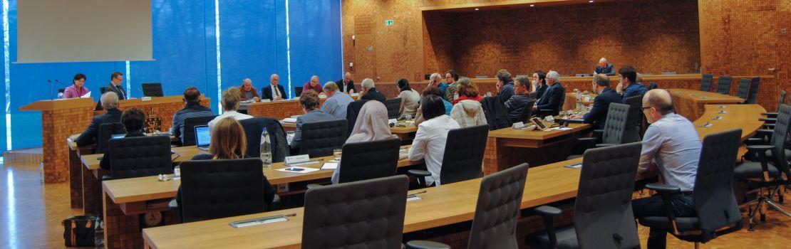 Anhörung der Sprachenkontrollkommission