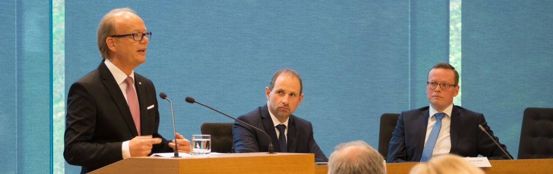 NRW-Landtagspräsident Kuper zu Gast in Ostbelgien