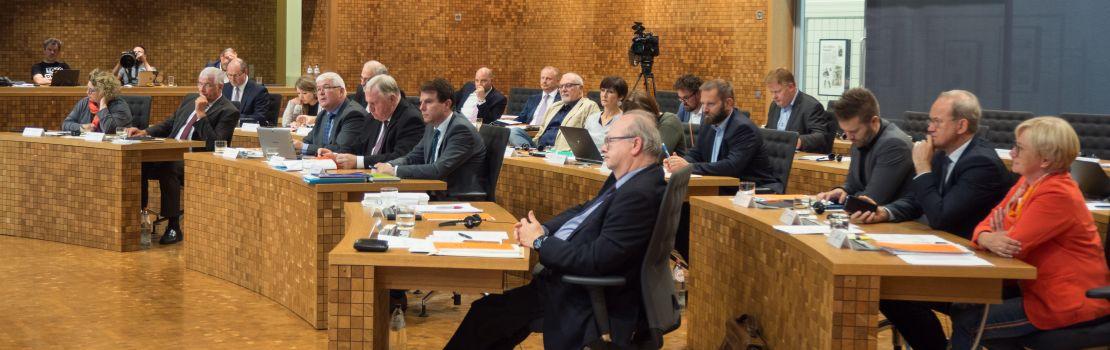 Die Abstimmungsergebnisse der Plenarsitzungen vom 25. Juni 2018