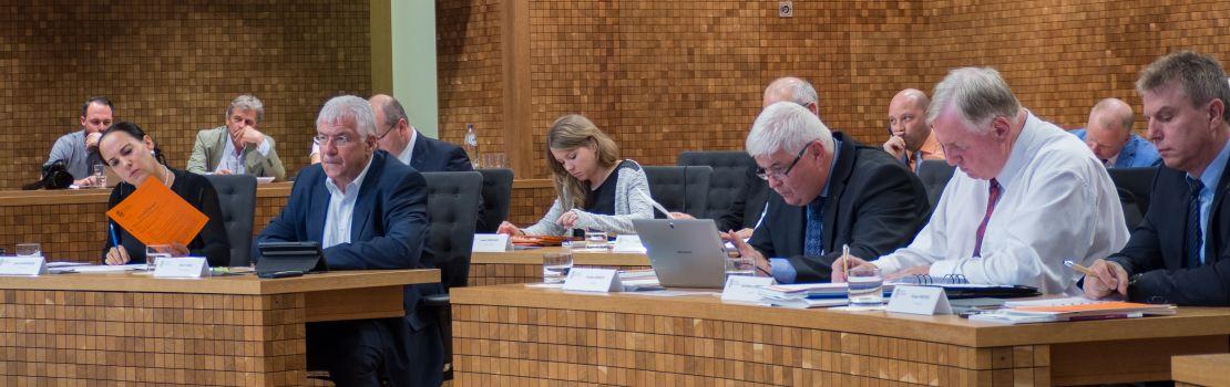 Die Abstimmungsergebnisse der Plenarsitzung vom 17. September 2018