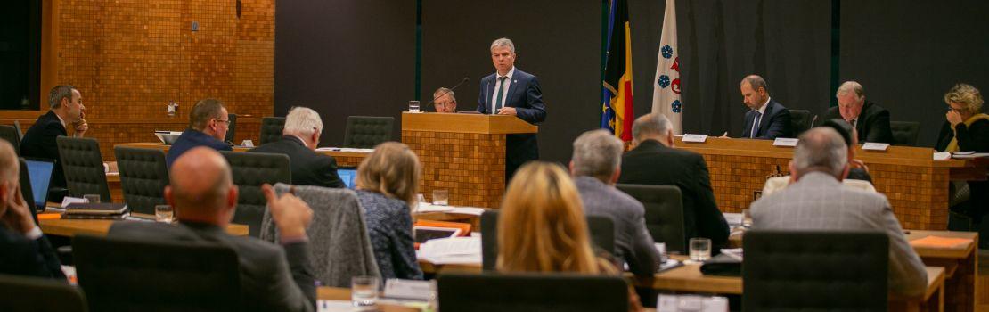 Die Abstimmungsergebnisse der Dezember Plenarsitzungen