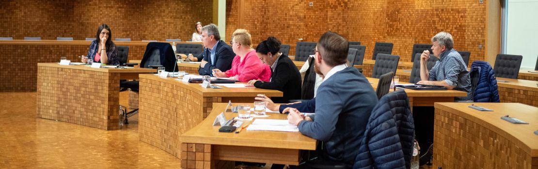 Öffentliche Ausschusssitzungen im Januar