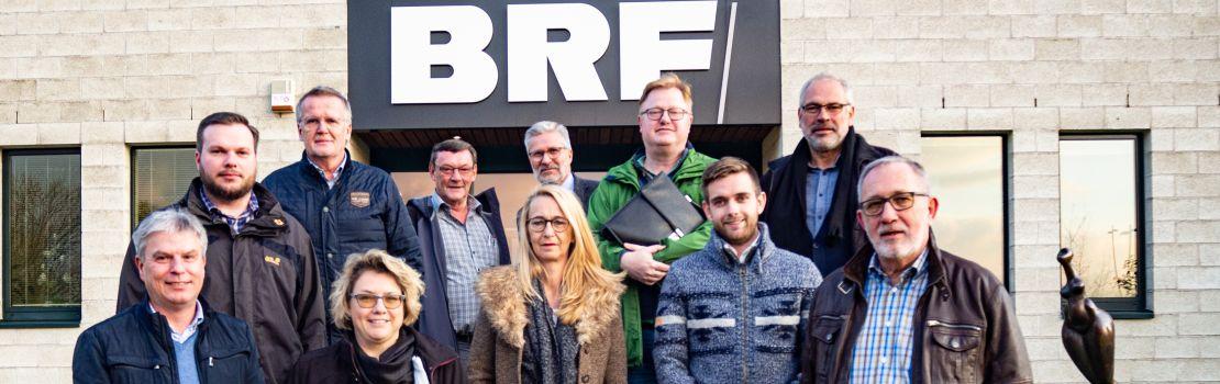 29. Oktober 2019 – Der für Medien zuständige Ausschuss II besichtigte Studios und TV-Technik im BRF