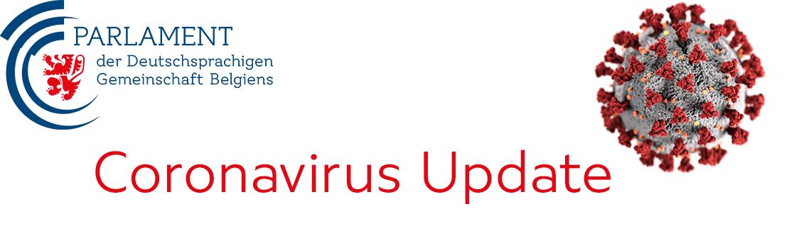 Parlament reagiert auf neueste Entwicklungen in Sachen Coronavirus