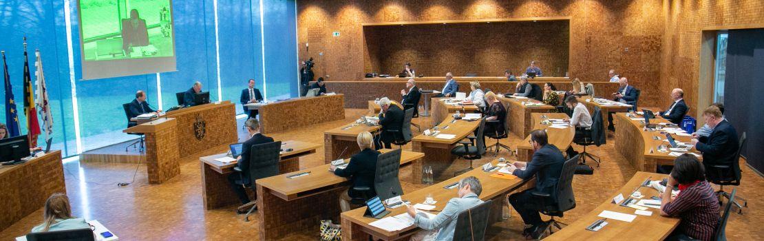 Die Abstimmungsergebnisse der Sonderplenarsitzung vom 6. April 2020