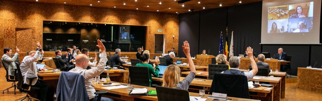 Die Abstimmungsergebnisse der Sonderplenarsitzung vom 27. April 2020