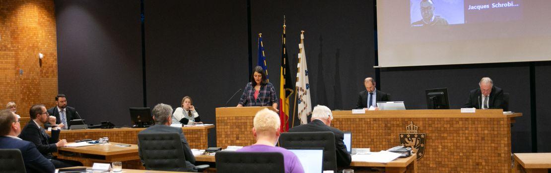 Die Abstimmungsergebnisse der Plenarsitzung vom 12. Oktober 2020