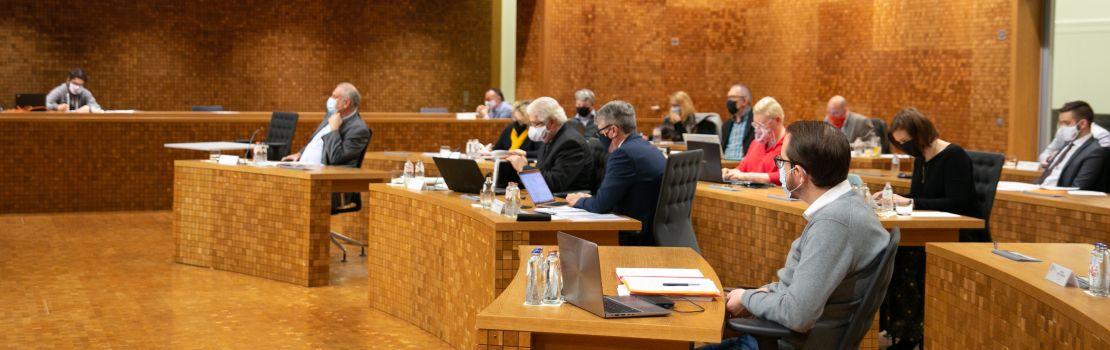 Die Abstimmungsergebnisse der Plenarsitzung vom 23. November 2020