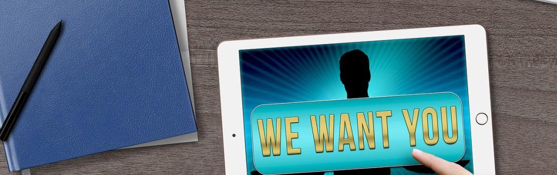 Techniker_in für die Bereiche IT und Veranstaltung gesucht