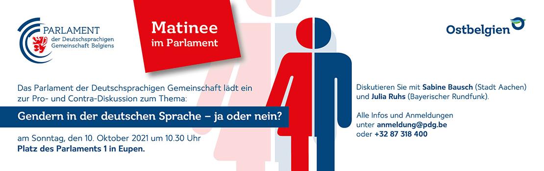 Gendern in der deutschen Sprache – ja oder nein?