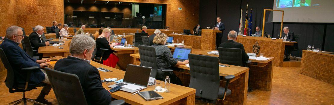 Die Abstimmungsergebnisse der Plenarsitzungen vom 27. und 30. September 2021
