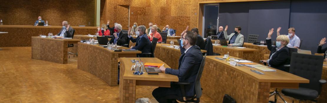 Die Abstimmungsergebnisse der Plenarsitzung vom 29. März 2021
