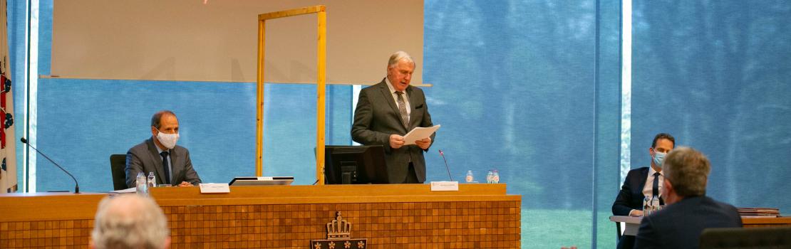 Die Abstimmungsergebnisse der Plenarsitzung vom 26. April 2021