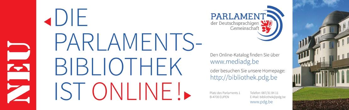 Die Parlamentsbibliothek - ein parlamentarischer Informationsdienst