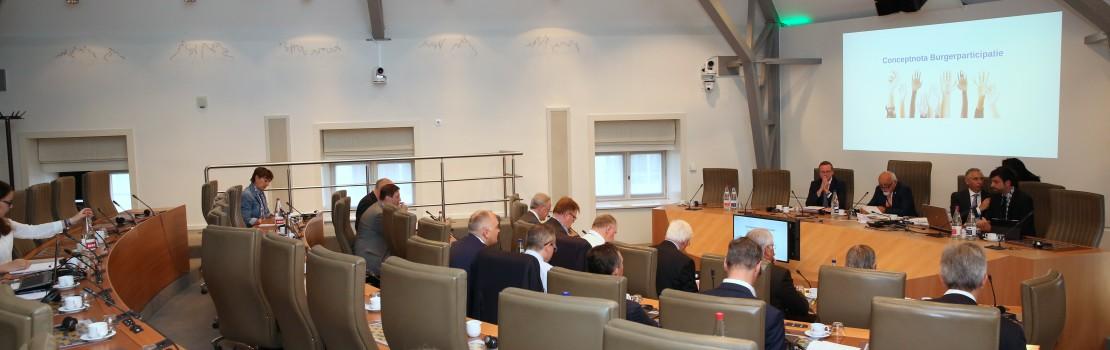Gemeinsame Sitzung des Flämischen Parlaments und des Parlaments der Deutschsprachigen Gemeinschaft