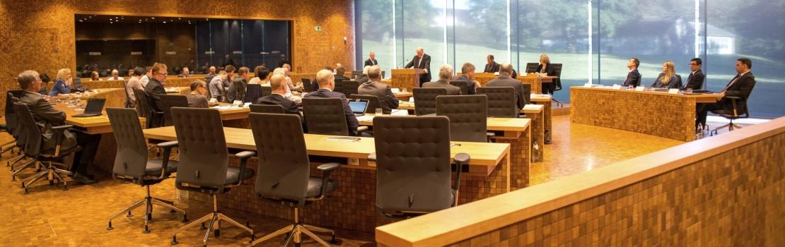 Die Abstimmungsergebnisse der Plenarsitzungen vom 26. Juni 2017