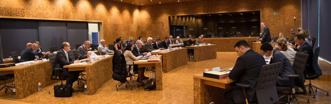 Die Abstimmungsergebnisse der Plenarsitzung vom 23. Oktober 2017