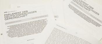 Dokumente in Arbeit