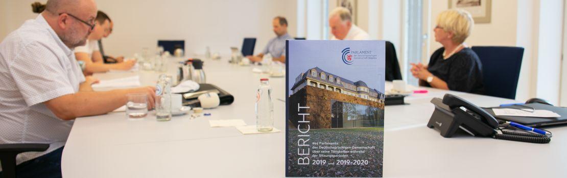 Sitzungsperiode 2020-2021 in den Startlöchern